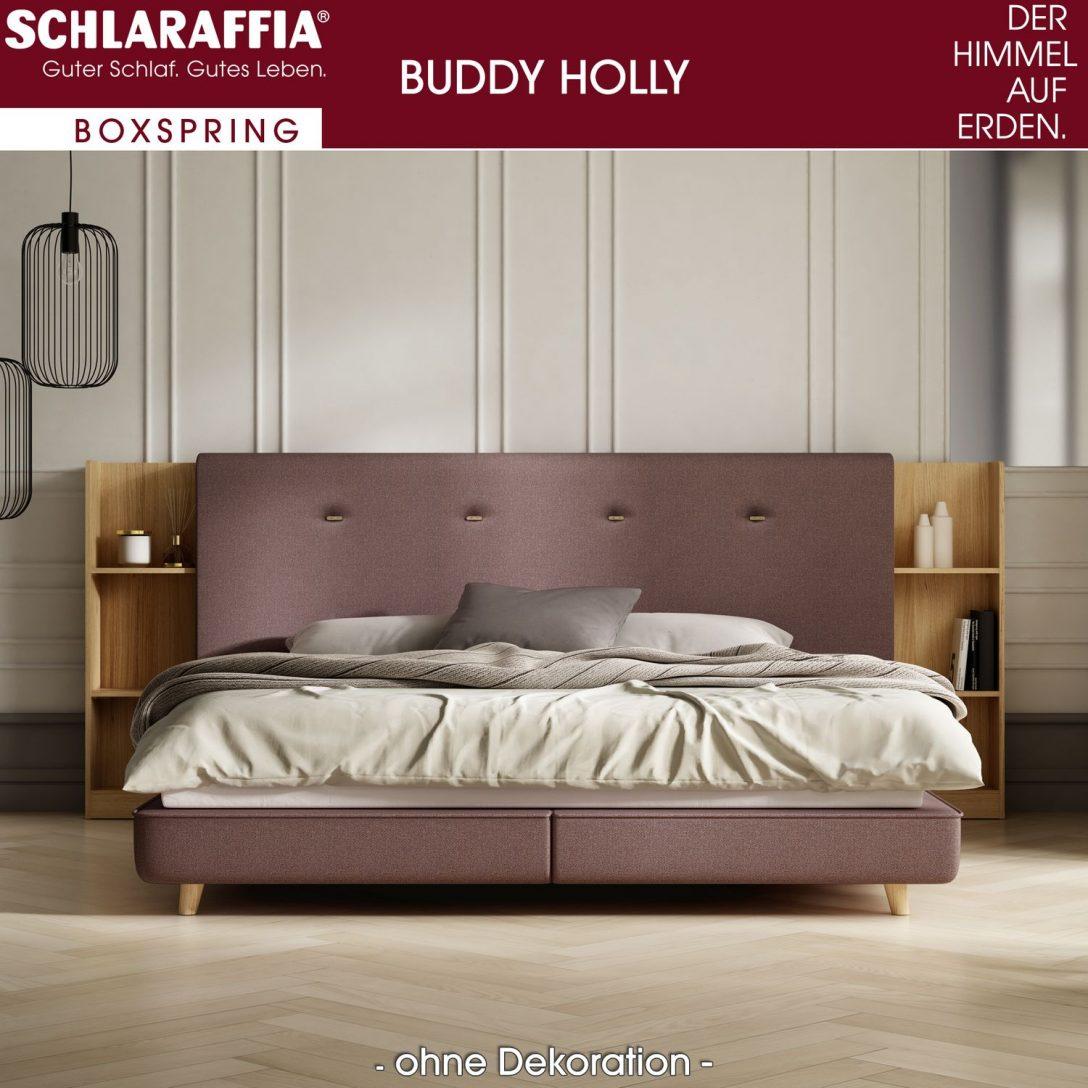 Large Size of Bett 140x220 Schlaraffia Buddy Holly Eiche Bocubic Boxspringbett Cm Modernes 180x200 Mit Schubladen 90x200 Weiß Betten Günstig Kaufen Günstige 160x200 Hoch Bett Bett 140x220