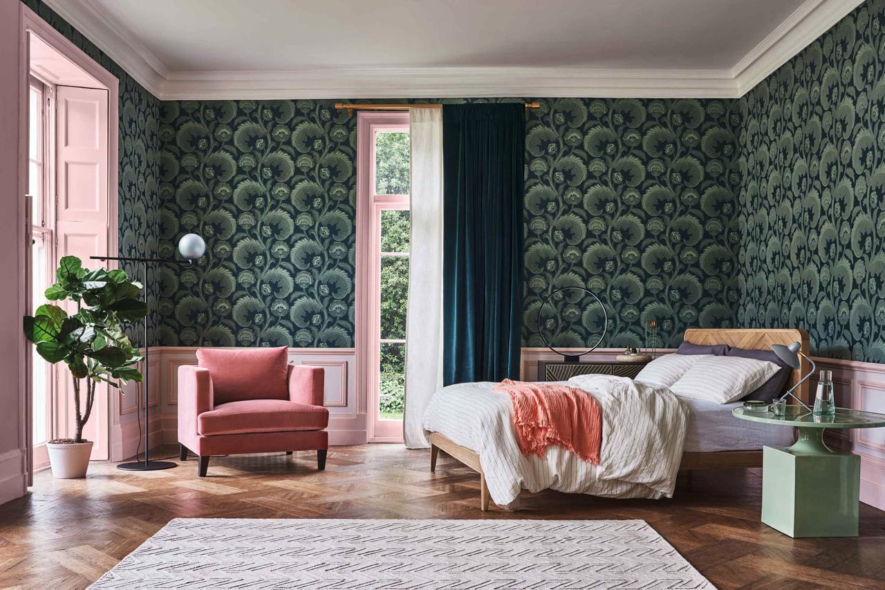 Full Size of Weißes Schlafzimmer Luxus Schimmel Im Massivholz Deckenleuchten Kommoden Wiemann Günstige Komplett Teppich Deckenlampe Schränke Vorhänge Mit überbau Schlafzimmer Tapeten Schlafzimmer
