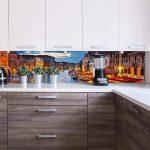 Rückwand Küche Auf Fliesen Rückwand Küche Herd Rückwand Küche 60x60 Nischenrückwand Küche Glas Küche Nischenrückwand Küche