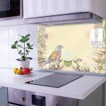 Nischenrückwand Küche Küche Rückwand Küche Platten Küchenrückwand Beleuchtet Rückwand Küche Otto Rückwand Küche Zwischen Arbeitsplatte Und Hängeschrank