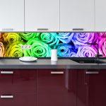 Nischenrückwand Küche Küche Rückwand Küche Verschönern Nischenrückwand Küche Küchenrückwand Steinoptik Nischenrückwand Küche Schüller