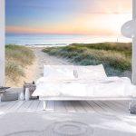 Vlies Fototapete Tapeten Xxl Wandbilder Tapete Natur Strand See Sessel Schlafzimmer Landhaus Kronleuchter Komplett Günstig Kommode Deckenleuchte Eckschrank Schlafzimmer Fototapete Schlafzimmer