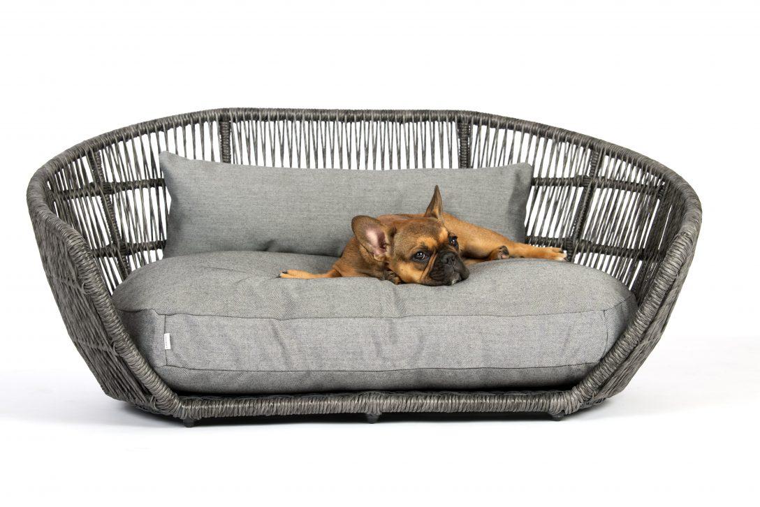 Large Size of Hunde Bett Hundebett Kunstleder Xxl Rund Holz Hundebettenmanufaktur Flocke Erfahrungen Test 125 Cm Wolke 120 Prado Rauch Betten 180x200 Treca Wickelbrett Für Bett Hunde Bett