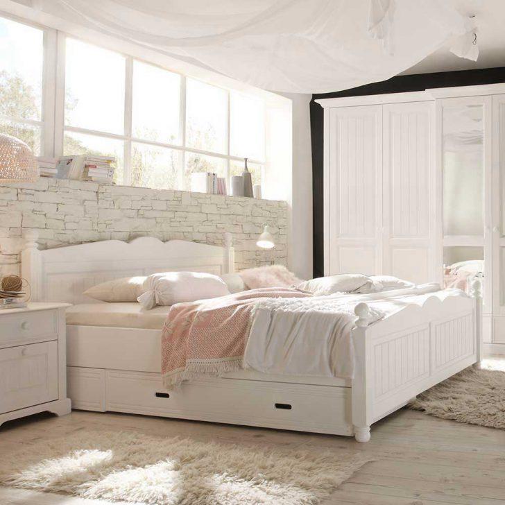 Medium Size of Landhausstil Schlafzimmer Avuna In Wei Kiefer Pharao24de Esstisch Rauch Wandleuchte Deckenleuchten Weiß Weißes Günstige Komplett Bett Romantische Massivholz Schlafzimmer Landhausstil Schlafzimmer