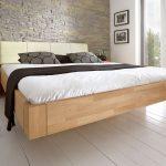 Ein Bett Mit Schweberahmen Ist Immer Besonderer Blickfang So Bett Betten.de