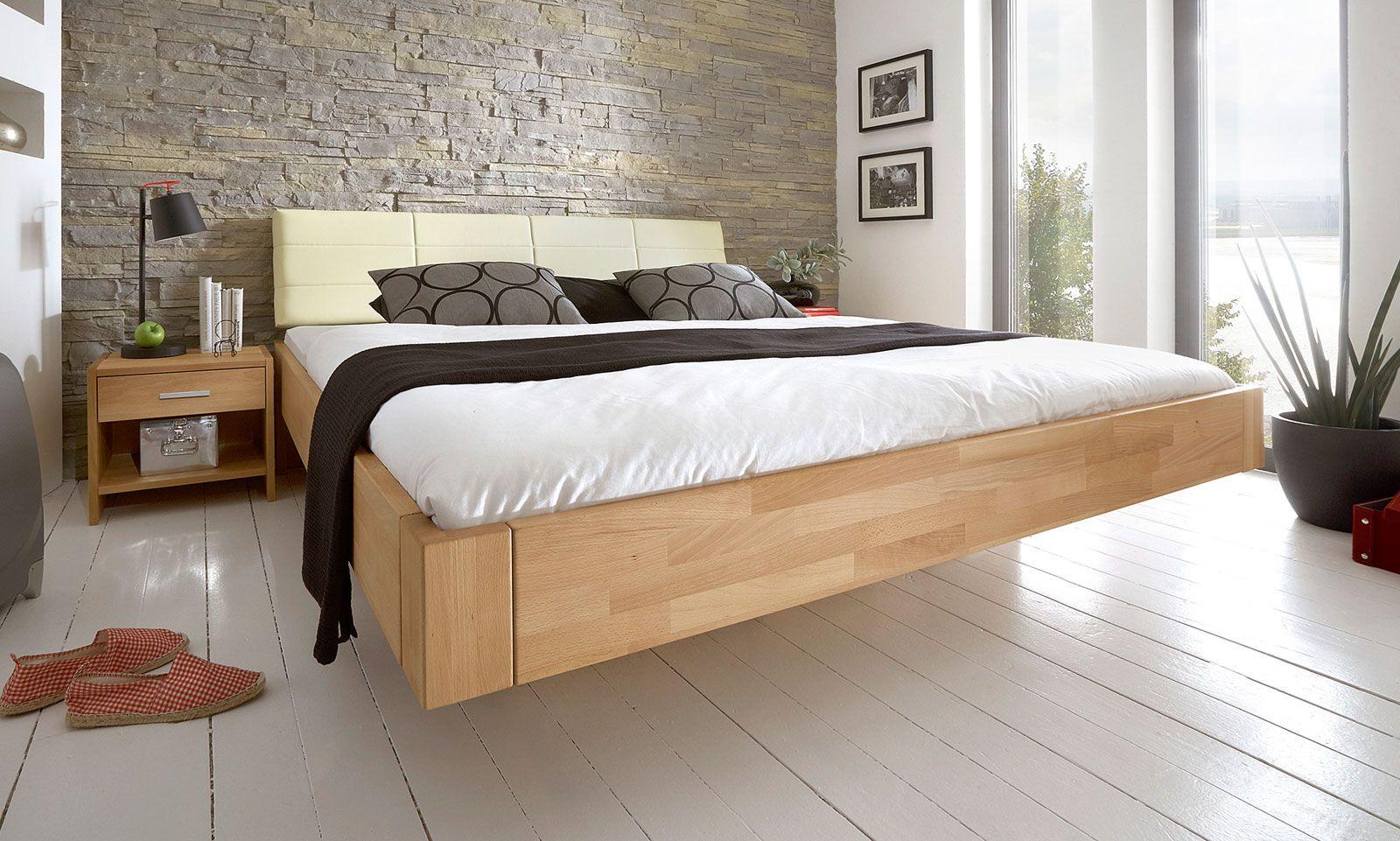Full Size of Ein Bett Mit Schweberahmen Ist Immer Besonderer Blickfang So Bett Betten.de