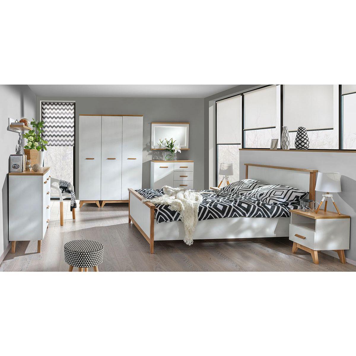 Full Size of Schlafzimmer Komplett Set B Panduros Bett Weiß 120x200 Schimmel Im Wandleuchte Esstisch Oval 160x200 Deckenlampe Günstige Hängeschrank Hochglanz Wohnzimmer Schlafzimmer Schlafzimmer Komplett Weiß