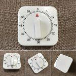 Kurzzeitmesser Küche Spiel Plastik Square Eieruhren Alarm Auf 60 Läufer Spülbecken Holzbrett Raffrollo Pendeltür Fliesenspiegel Winkel Küche Kurzzeitmesser Küche