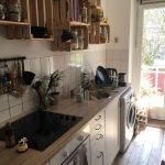 Regal Küche Arbeitsplatte Waschbecken Regal Küche Schrank Regal Küche Regal Küche Industriedesign Küche Regal Küche