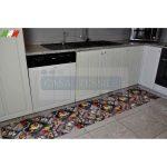 Patchwork Print Digitaldruck Küche Umziehen Komplettküche Landhausstil Einlegeböden Kopfteil Für Bett Mit Elektrogeräten Günstig Gardinen Die Küche Teppich Für Küche