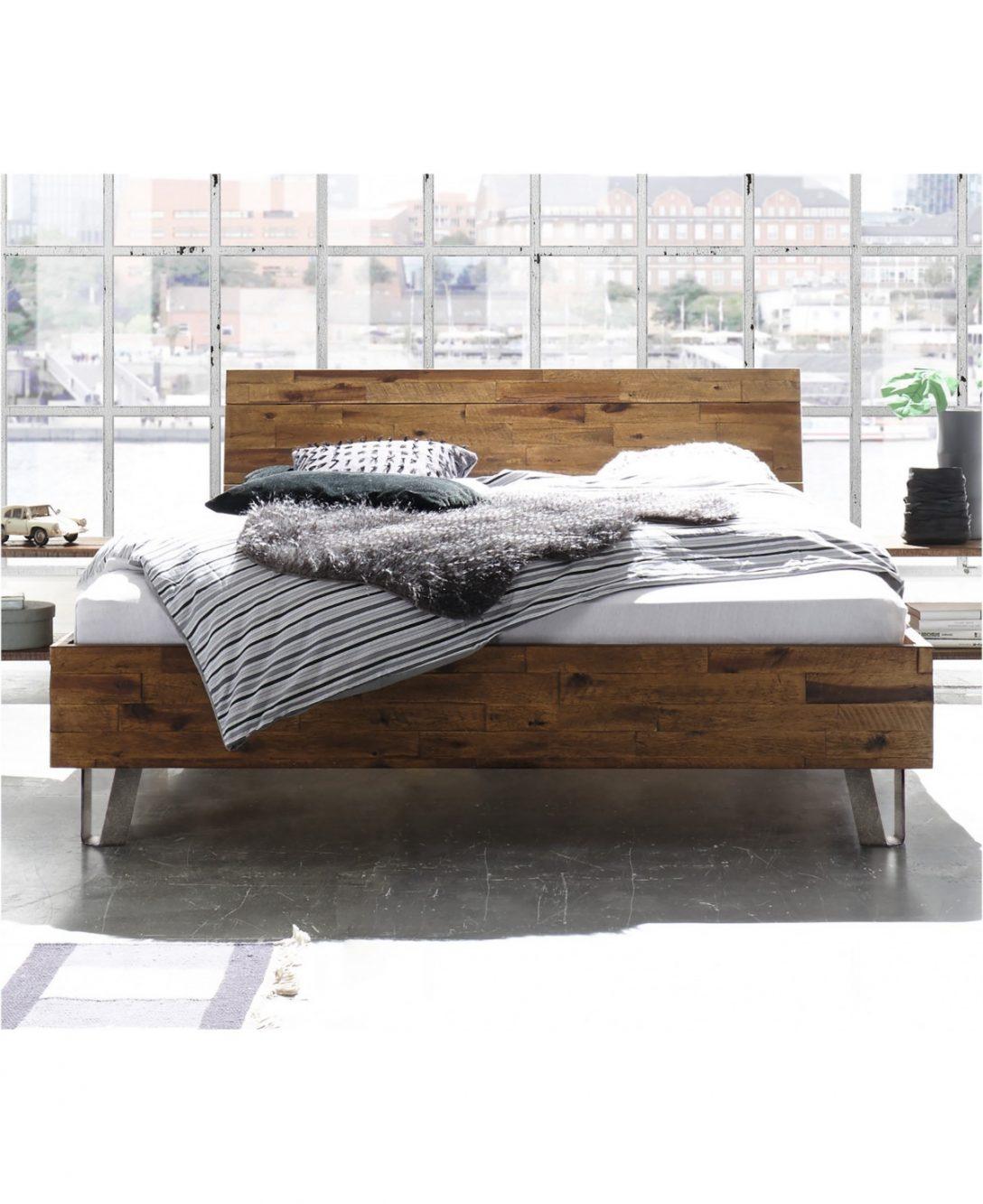 Full Size of Betten Mit Aufbewahrung Bett 90x200 160x200 180x200 Ikea 120x200 140x200 Malm 200x200 Kombination Aus Wildeiche 2 Nachttischen Matratze Ausziehbett Massivholz Bett Betten Mit Aufbewahrung