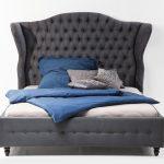 Bett City Spirit 160x200 Cm Grau Dewall Design Ausziehbares Antike Betten Für übergewichtige Zum Ausziehen Matratze Liegehöhe 60 Bettwäsche Sprüche Mit Bett Bett 160x200