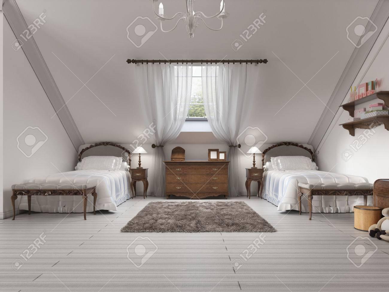 Full Size of Luxus Mit Zwei Betten Und Ein Dachfenster Holz Braun Xxl Mannheim Möbel Boss Weiße Regale Bock Jensen Münster Stauraum Rauch Günstig Kaufen Küche 140x200 Bett Weiße Betten