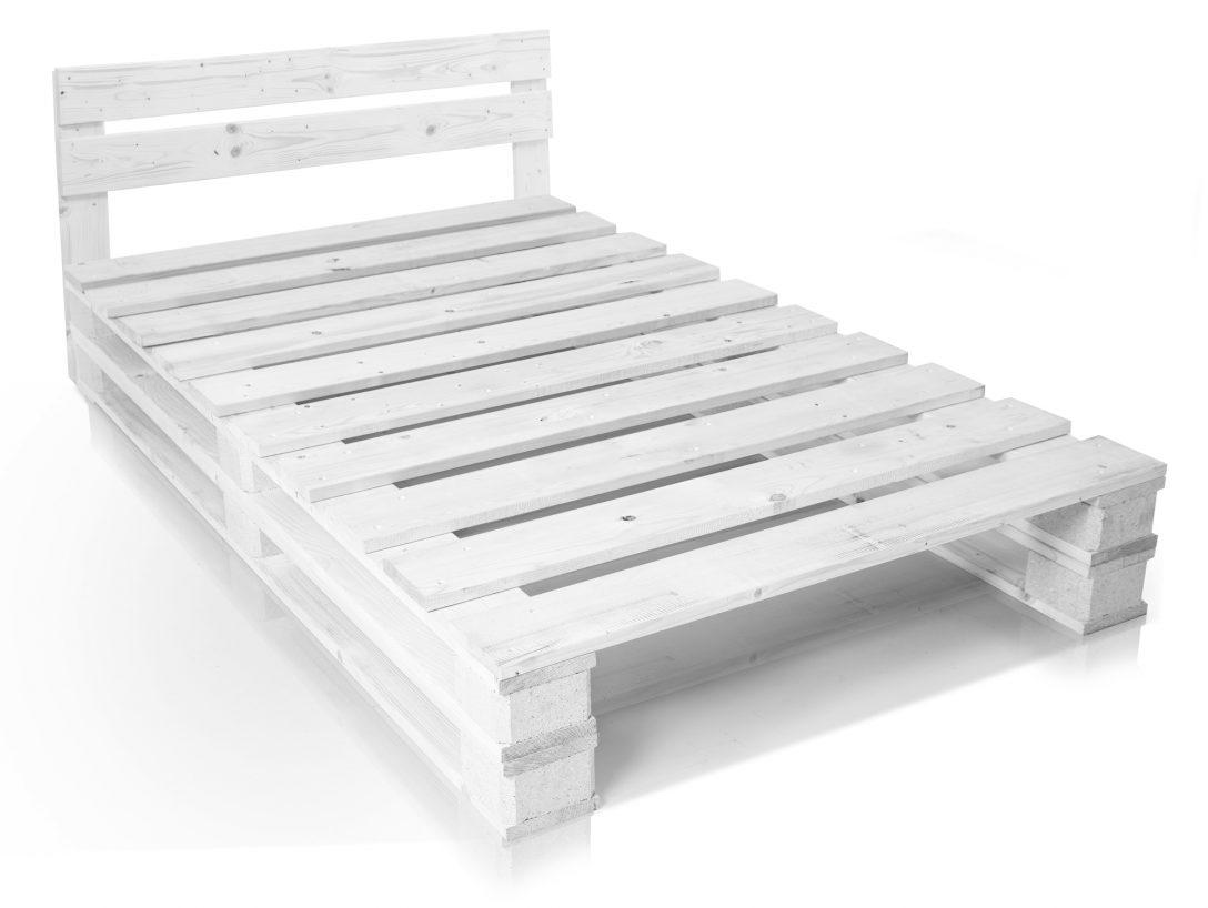 Large Size of Bett Weiß 120x200 Paletti Duo Kopfteil Palettenbett Holzbett Fichte Wei Bettwäsche Sprüche Betten Kaufen Matratze Mit Und Lattenrost Ausgefallene 140x200 Bett Bett Weiß 120x200