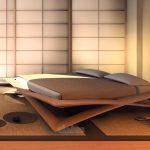 Japanisches Bett Kirschholzbett Idfdesign 90x200 Weiß Mit Schubladen Pinolino Bettwäsche Sprüche 140x200 190x90 Minimalistisch Schöne Betten 180x200 Bett Japanisches Bett