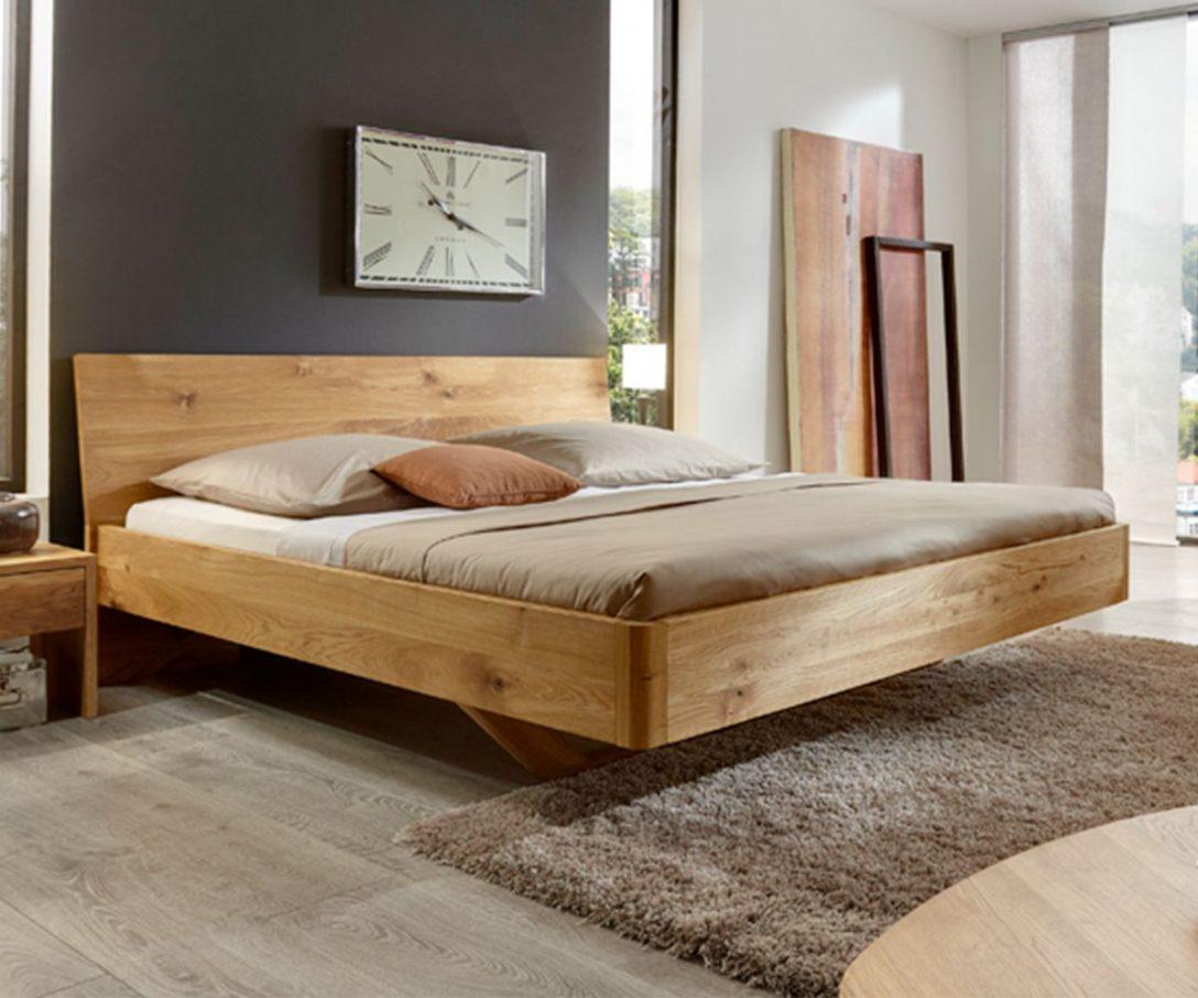 Large Size of Bett 200x220 Hochwertiges Aus Robuster Eiche Vita Holzbett Bedroom Mit Lattenrost 140 Breckle Betten Prinzessinen Luxus Schlicht Stauraum 160x200 180x200 Bett Bett 200x220