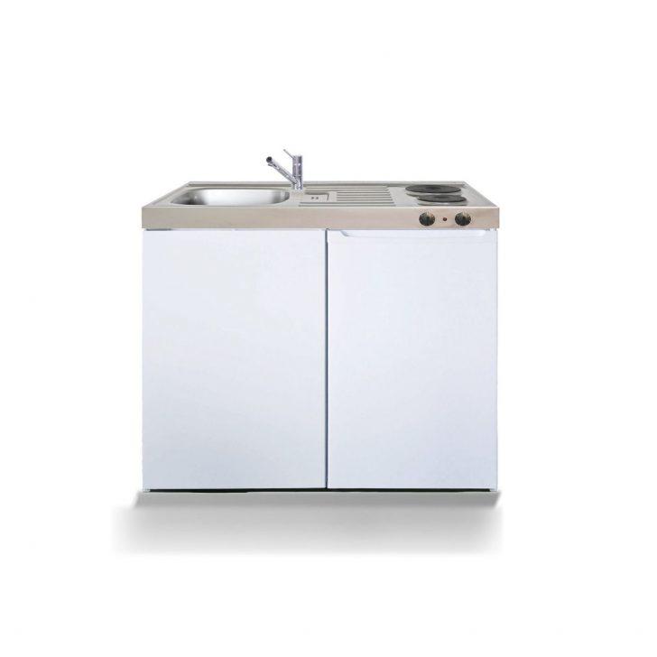 Stengel Minikche Home Wei Metall Frei Konfigurierbar Mit Miniküche Kühlschrank Ikea Küche Stengel Miniküche