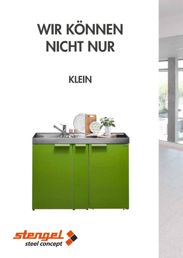 Medium Size of Stengel Miniküche Metallkchen 2019 Pages 1 50 Text Version Mit Kühlschrank Ikea Küche Stengel Miniküche