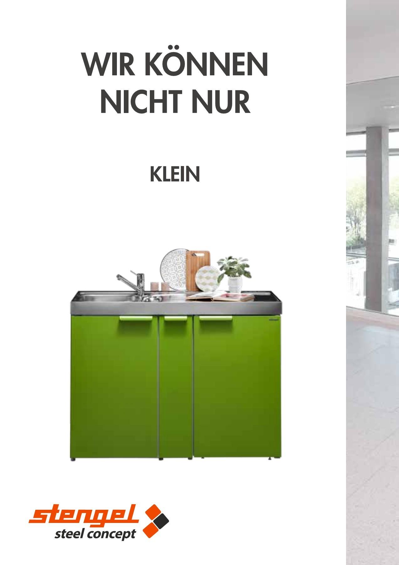 Full Size of Stengel Miniküche Metallkchen 2019 Pages 1 50 Text Version Mit Kühlschrank Ikea Küche Stengel Miniküche