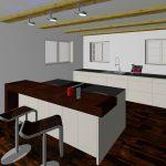Schmale Küche Mit Insel Küche Mit Insel Und Bar Küche Mit Insel Kleiner Raum U Küche Mit Insel Küche Küche Mit Insel