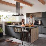 Schwarze Küche Küche Schwarze Küche Aufpeppen Schwarze Küche Welche Rückwand Schwarze Küche Erfahrungen Schwarze Küche Pro Contra
