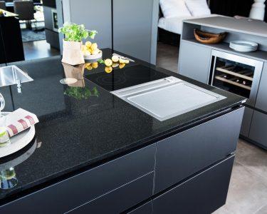 Schwarze Küche Küche Schwarze Küche Bedeutung Schwarze Küche Bauernhaus Wandgestaltung Schwarze Küche Schwarze Küche Betonplatte