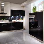 Schwarze Küche Küche Schwarze Küche Dekorieren Schwarze Küche Welche Rückwand Schwarze Küche Mit Holzarbeitsplatte Schwarze Küche Rauchküche