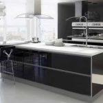 Schwarze Küche Küche Schwarze Küche Einrichten Schwarze Küche Sauber Machen Schwarze Küche Wandfarbe Schwarze Küche Grifflos