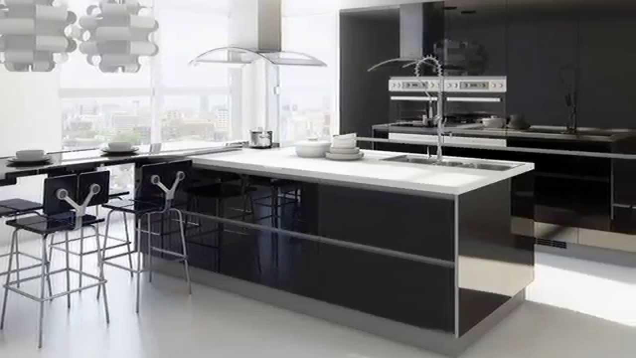 Full Size of Schwarze Küche Einrichten Schwarze Küche Sauber Machen Schwarze Küche Wandfarbe Schwarze Küche Grifflos Küche Schwarze Küche