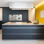 Schwarze Küche Küche Schwarze Küche Gestalten Schwarze Küche Landhausstil Schwarze Küche Bauernhaus Fliesen Für Schwarze Küche