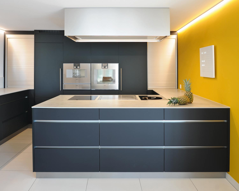 Full Size of Schwarze Küche Gestalten Schwarze Küche Landhausstil Schwarze Küche Bauernhaus Fliesen Für Schwarze Küche Küche Schwarze Küche