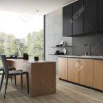 Schwarze Küche Historisch Schwarze Küche Empfindlich Schwarze Küche Mit Holzarbeitsplatte Schwarze Küche Tiefengruben Küche Schwarze Küche