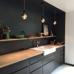 Schwarze Küche Küche Schwarze Küche Ikea Schwarze Küche Kaufen Schwarze Küche Pro Contra Schwarze Küche Fliesen