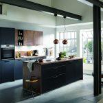 Schwarze Küche Küche Schwarze Küche Ikea Schwarze Küche Mit E Geräten Schwarze Küche Schloss Mühltroff Schwarze Küche Graue Wand