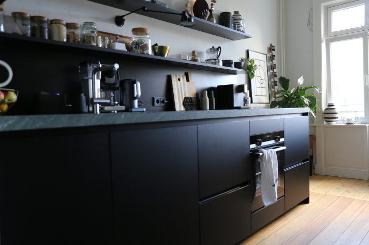 Medium Size of Schwarze Küche Ohne Oberschränke Schwarze Küche Matt Ikea Schwarze Küche Nachteile Was Ist Eine Schwarze Küche Küche Schwarze Küche