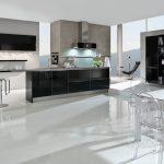 Schwarze Küche Küche Schwarze Küche Pinterest Schwarze Küche Kaufen Schwarze Küche Betonplatte Schwarze Küche Holzplatte