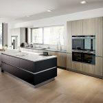 Schwarze Küche Küche Schwarze Küche Schwarze Küche Ohne Hängeschränke Schwarze Küche Graue Wand Schwarze Küche Matt