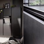 Schwarze Küche Küche Schwarze Küche Tiefengruben Schwarze Küche Günstig Schwarze Küche Ohne Oberschränke Schwarze Küche Wandfarbe