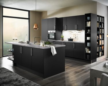 Schwarze Küche Küche Schwarze Küche Vor Und Nachteile Schwarze Küche Wirkung Schwarze Küche Zu Dunkel Schwarze Küche Ja Oder Nein