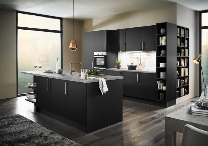 Medium Size of Schwarze Küche Vor Und Nachteile Schwarze Küche Wirkung Schwarze Küche Zu Dunkel Schwarze Küche Ja Oder Nein Küche Schwarze Küche