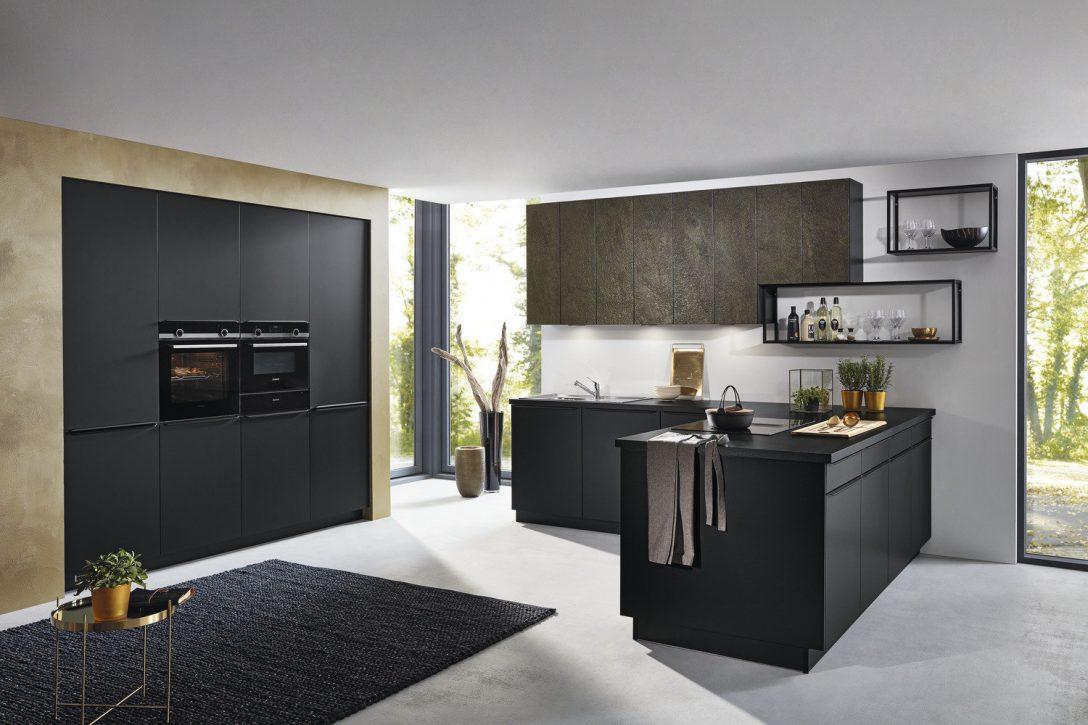 Large Size of Schwarze Küche Was Beachten Weiß Schwarze Küche Schwarze Küche Einrichten Schwarze Küche Matt Putzen Küche Schwarze Küche