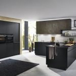 Schwarze Küche Küche Schwarze Küche Was Beachten Weiß Schwarze Küche Schwarze Küche Einrichten Schwarze Küche Matt Putzen