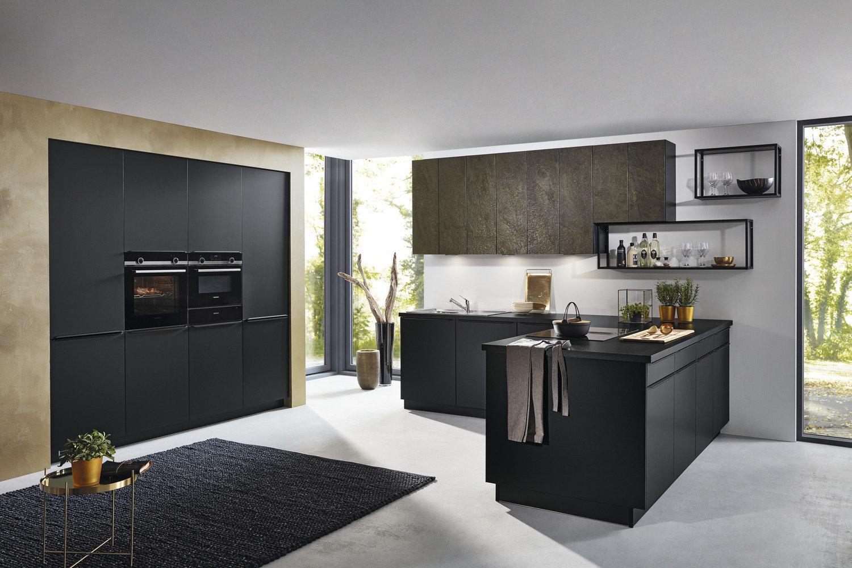 Full Size of Schwarze Küche Was Beachten Weiß Schwarze Küche Schwarze Küche Einrichten Schwarze Küche Matt Putzen Küche Schwarze Küche