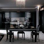 Schwarze Küche Küche Schwarze Küche Welche Fliesen Schwarze Küche Vor Und Nachteile Schwarze Küche Nobilia Schwarze Küche Denkmalschutz