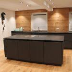 Schwarze Küche Küche Schwarze Küche Zu Dunkel Schwarze Küche Wandfarbe Schwarze Küche Einrichten Rot Schwarze Küche
