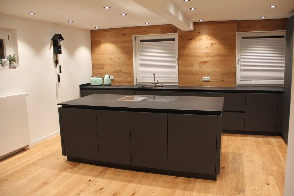 Full Size of Schwarze Küche Zu Dunkel Schwarze Küche Wandfarbe Schwarze Küche Einrichten Rot Schwarze Küche Küche Schwarze Küche