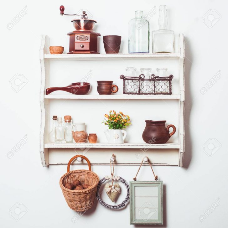 Medium Size of Shelves In Rustic Style Küche Regal Küche