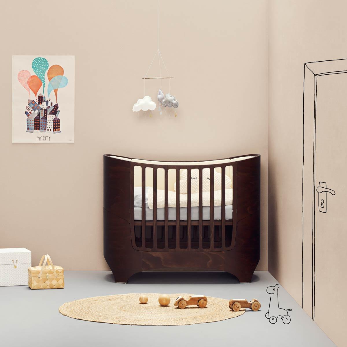Full Size of Leander Bett Baby Junior Walnuss Online Kaufen Außergewöhnliche Betten Bettkasten Massiv 180x200 Buche 200x200 Bette Badewannen Funktions Mit Schubladen Bett Leander Bett