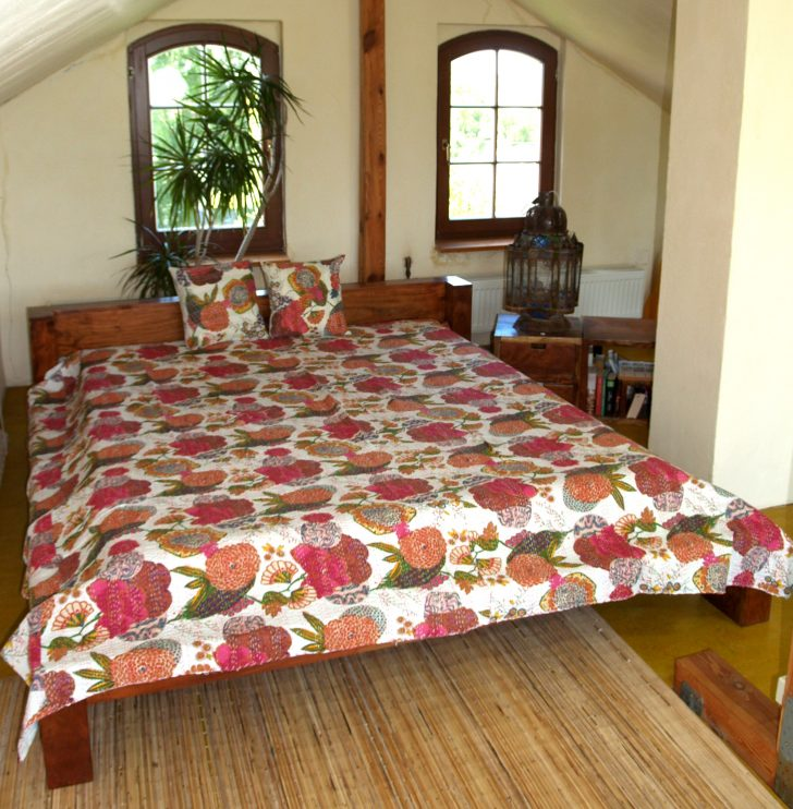 Medium Size of Quilt Baumwoll Steppdecke Bett 140x200 Günstig Mit Aufbewahrung Ebay Betten 180x200 Paradies Hohes Amerikanische Hülsta Boxspring Luxus 90x200 Weiß Bett Tagesdecke Bett