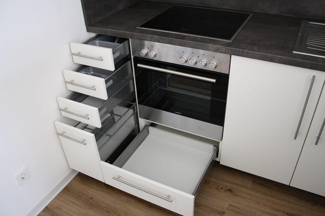Singlekuche 210 Cm Varde Aufbauen Obi Singelkuche Kuche